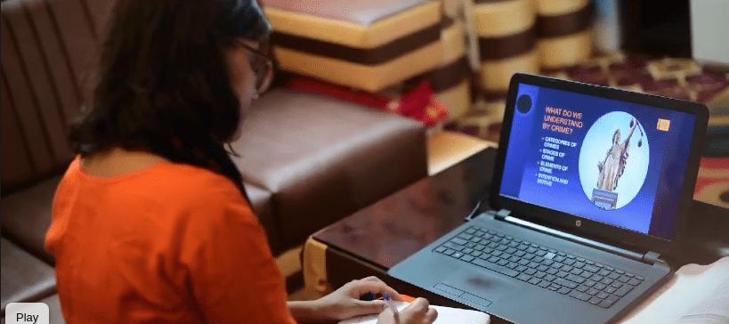 काठमाडौं विश्वविद्यालयको अनलाइन शैक्षिक गतिविधिहरूमा विद्यार्थीहरूको प्रतिक्रिया